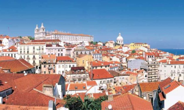 LISBON: SUN-KISSED STREETS, ROLLING WAVES, AND GLORIOUS HISTORY