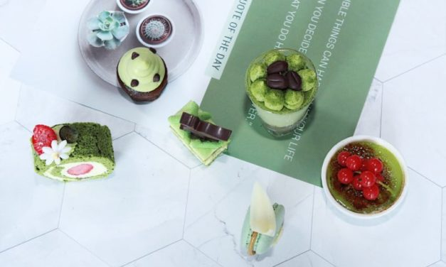 REDSTAR's top places to go for afternoon tea in Hangzhou