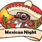 138 ART MEXICAN NIGHT